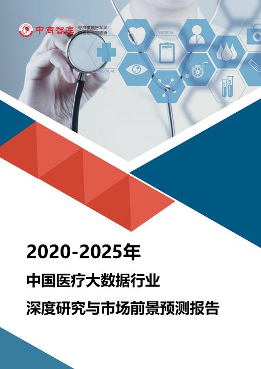 2020-2025年中国医疗大数据行业深度研究与市场前景预测报告