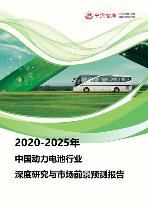 2020年—2025年中国动力电池行业深度研究与市场前景预测报告