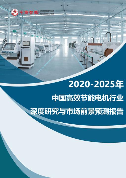2020年—2025年中国高效节能机行业深度研究与市场前景预测报告